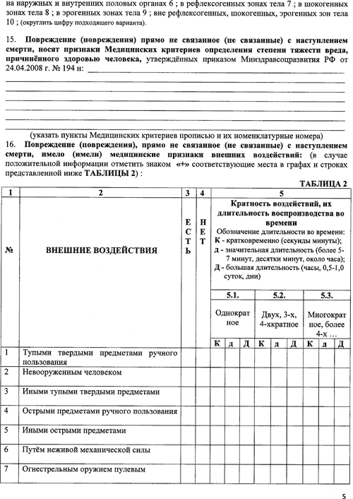 Протокол опроса пострадавшего при несчастном случае (очевидца ... | 706x500